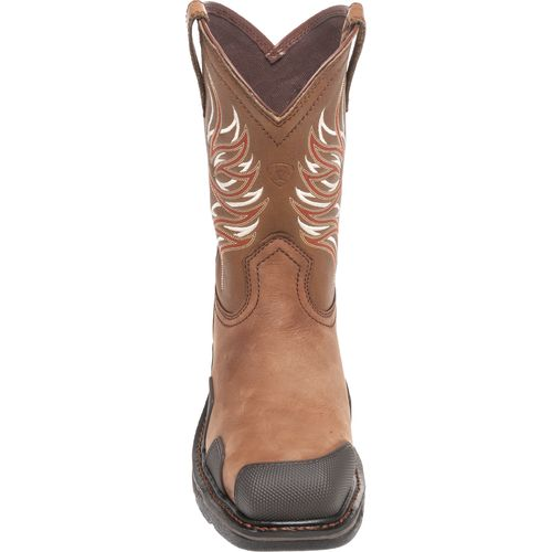 Ariat Men's Overdrive Wide Square Toe Work Boots - view number 3