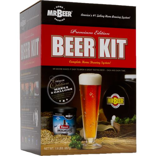 Mr.Beer® Premium Edition Beer Brewing Kit - view number 1