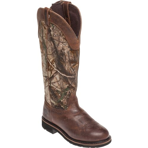 Justin Men's Stampede Waterproof Snake Boots - view number 2