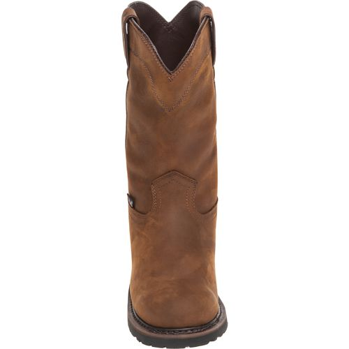 Justin Men's Wyoming Waterproof Wellington Work Boots - view number 3