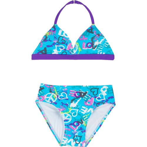 O'Rageous® Girls' Rash Guard and Bikini