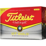 Titleist DT Solo Yellow Golf Balls 12-Pack