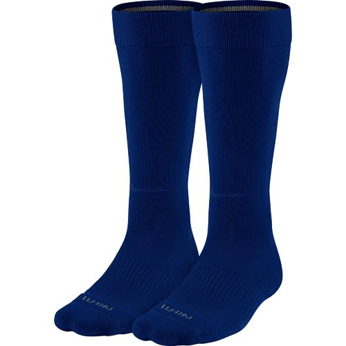 Nike Adults' Performance Knee-High Baseball Training Socks 2-Pair