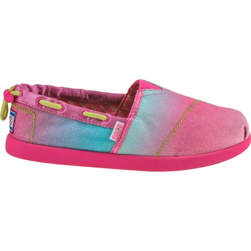 SKECHERS Girls  LIL BOBS World Toggle Casual Shoes