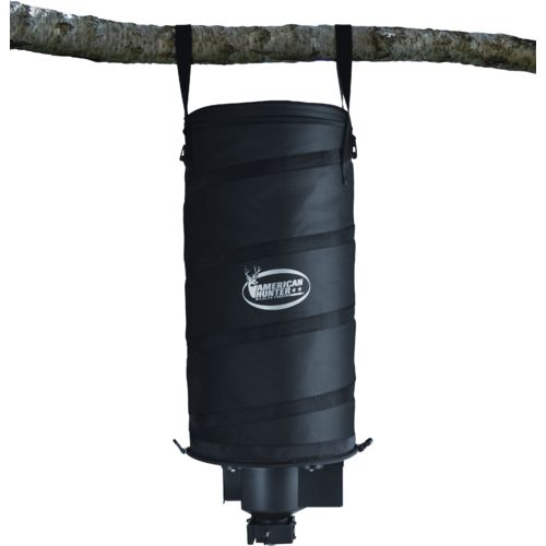 American Hunter Portable 80-lb Feeder Bag with Digital Timer