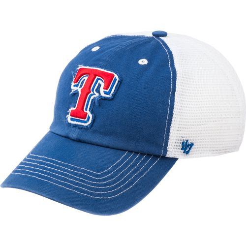 '47 Men's Texas Rangers Blue Mountain Cap