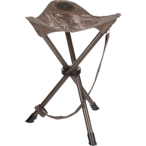 Display product reviews for Game Winner Realtree Xtra Green 3-Legged Folding Stool
