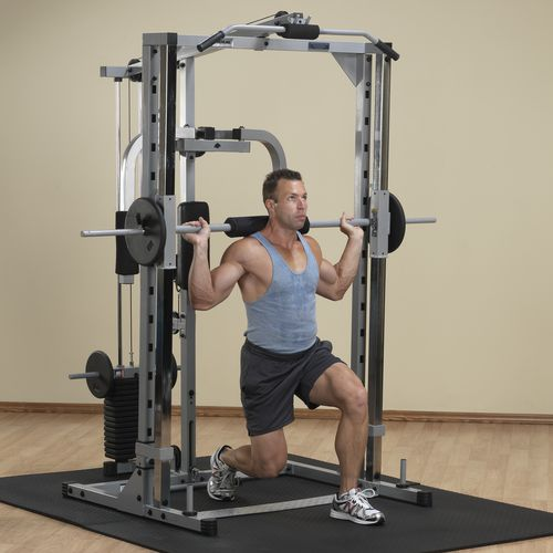 Body-Solid PSM144X Powerline Smith Machine - view number 2