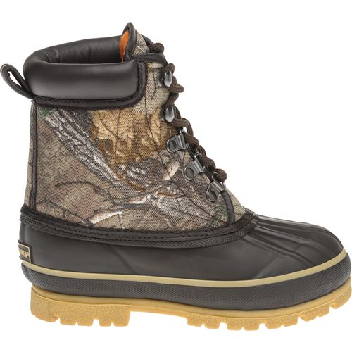 Game Winner® Boys' Duc Boot II Camo Hunting