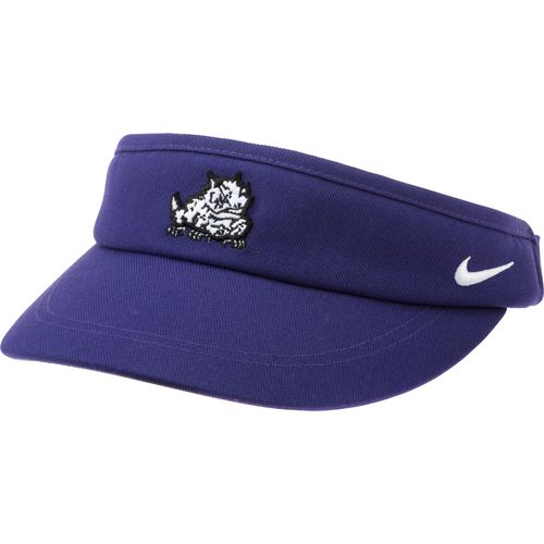 Nike™ Men's Texas Christian University Sideline Dri-FIT Visor