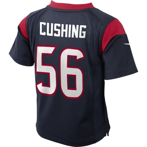 Nike™ Toddlers' Houston Texans Brian Cushing #56 Replica Game Jersey
