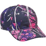 Moon Shine Attitude Attire™ Women's Muddy Girl Camo Cap