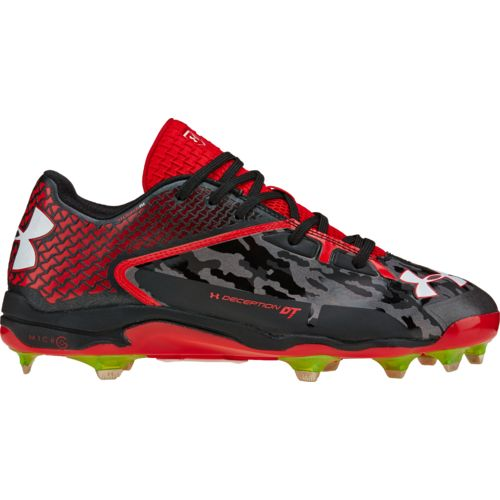 Display product reviews for Under Armour Men\u0027s Deception DT Low Baseball  Cleats