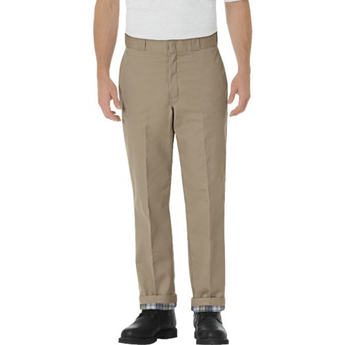 Dickies Men's Relaxed Fit Flannel Lined Work Pant
