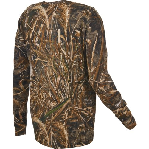 Game Winner Men's Hill Zone Camo Long Sleeve T-shirt - view number 2