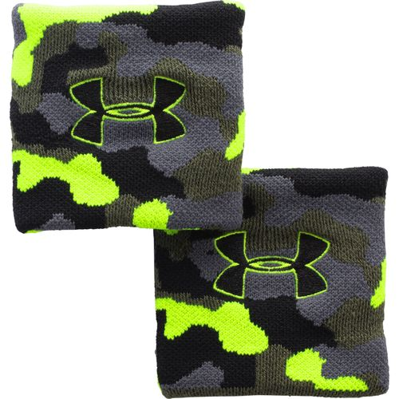 Under Armour® Men's Jacquard Wristbands