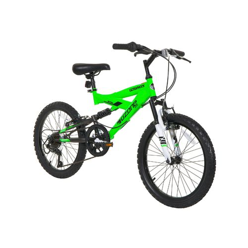 Display product reviews for Ozone 500® Boys' 7S Ultra Shock Mountain Bicycle