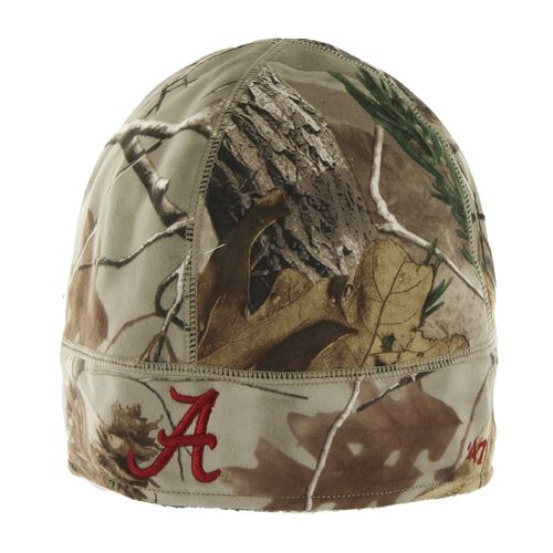 '47 Men's University of Alabama Realtree Fleece Knit Beanie
