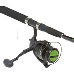 Academy Sports + Outdoors Pro Cat 7 ft Spinning Rod and Reel Combo - view number 5