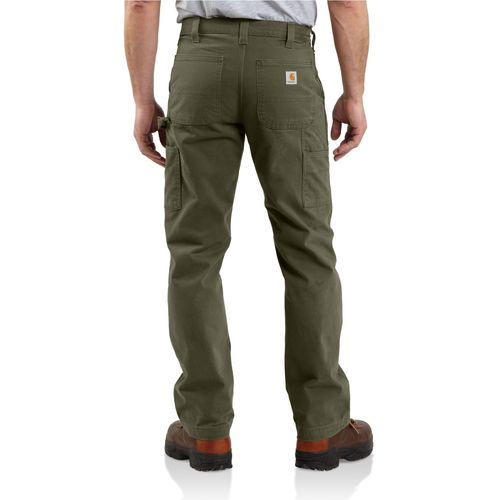 Carhartt Men's Washed Twill Dungaree Pant - view number 2