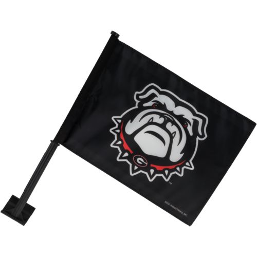 Rico University of Georgia Car Flag