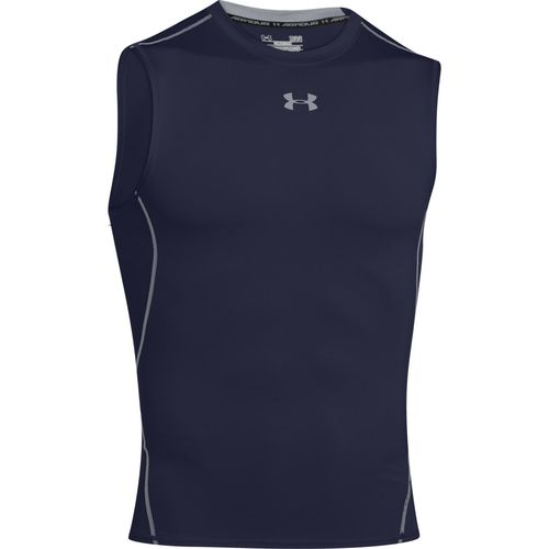 Under Armour Men's HeatGear Armour Compression Sleeveless T-shirt