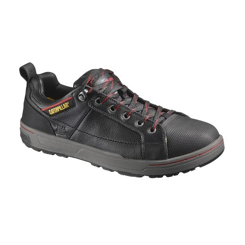 Cat Footwear Men's Brode Steel-Toe Work Shoes