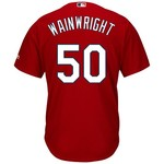 Majestic Men's St. Louis Cardinals Adam Wainwright #50 Cool Base® Jersey