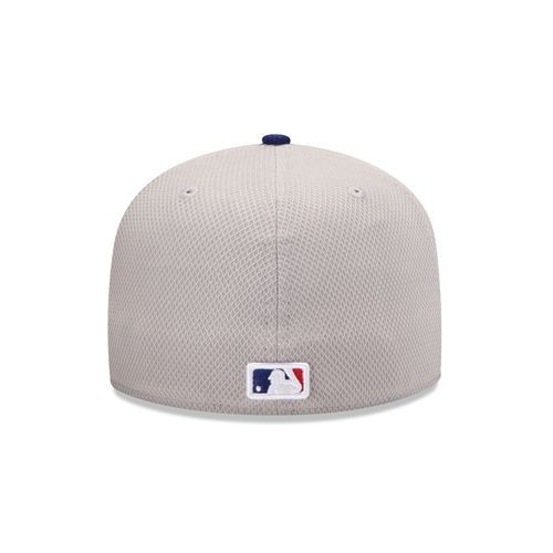 New Era Men's Los Angeles Dodgers 2015 Road Diamond Era Cap - view number 4