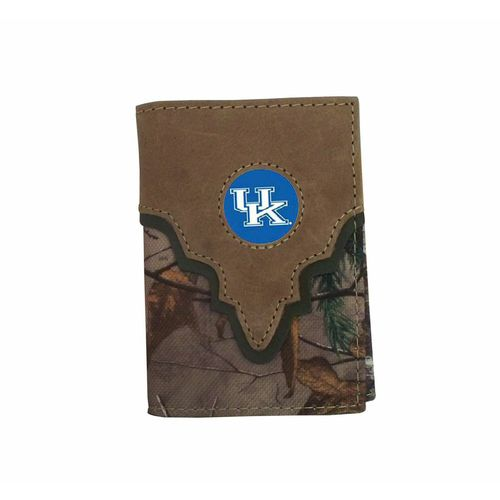 Collegiate Adults' University of Kentucky Trifold Wallet