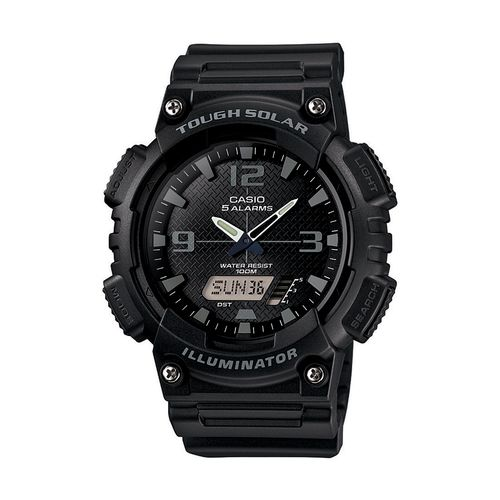 Display product reviews for Casio Men's Tough Solar Analog/Digital Watch