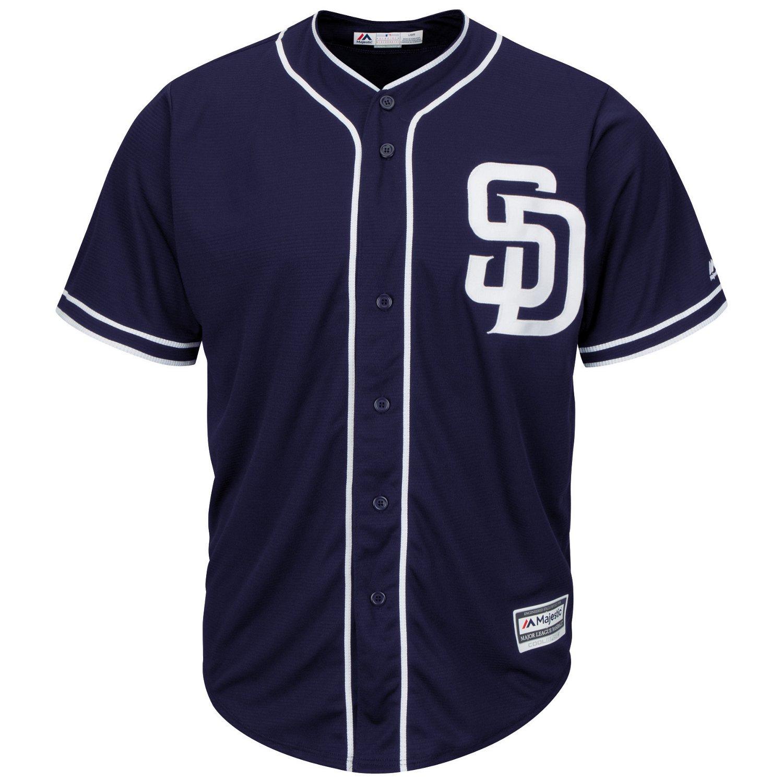 Majestic Men's San Diego Padres Cool Base® Replica