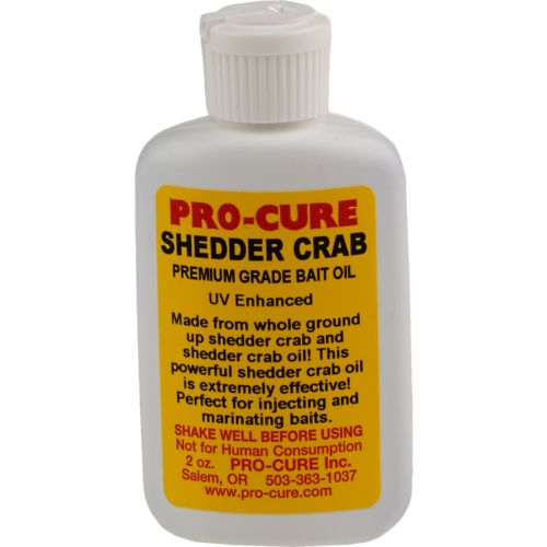 Pro Cure™ 2 oz. Shredder Crab Bait Oil