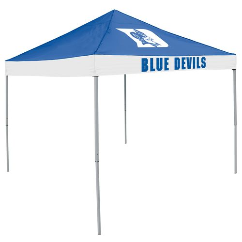 Logo Duke University Straight-Leg 9 ft x 9 ft Economy Tent - view number 1
