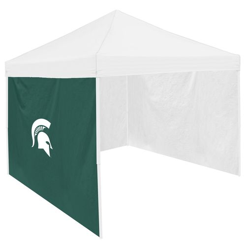 Logo Michigan State University Tent Side Panel