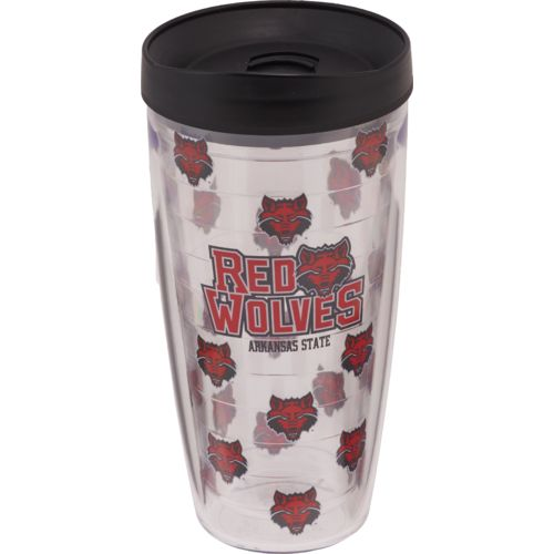 Signature Tumblers Arkansas State University Super Traveler 22 oz. Thermal Insulated Tumbler with Li
