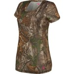 Game Winner® Women's Eagle Pass Realtree Xtra® Short Sleeve Shirt