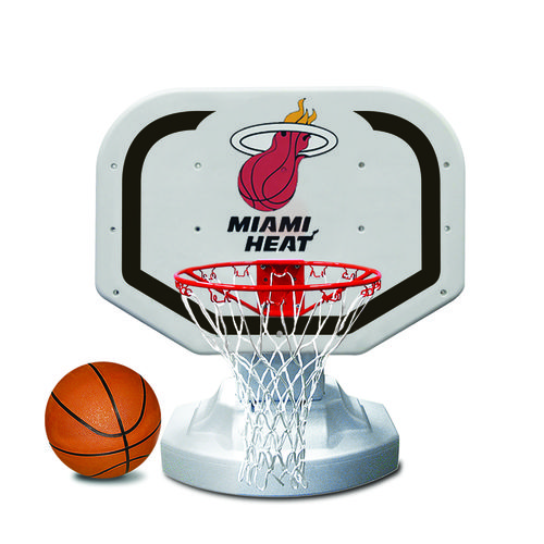 Poolmaster® Miami Heat Competition Style Poolside Basketball Game - view number 1
