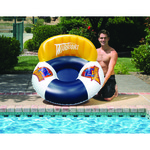 Poolmaster® Golden State Warriors Luxury Drifter - view number 5