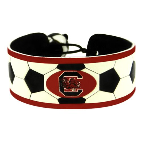 GameWear University of South Carolina Classic Soccer Bracelet