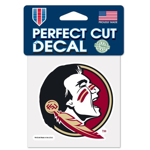 WinCraft Florida State University Perfect Cut Decal - view number 1