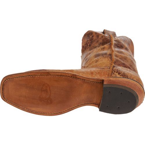 Justin Men's Cracked Bent Rail Boots - view number 5