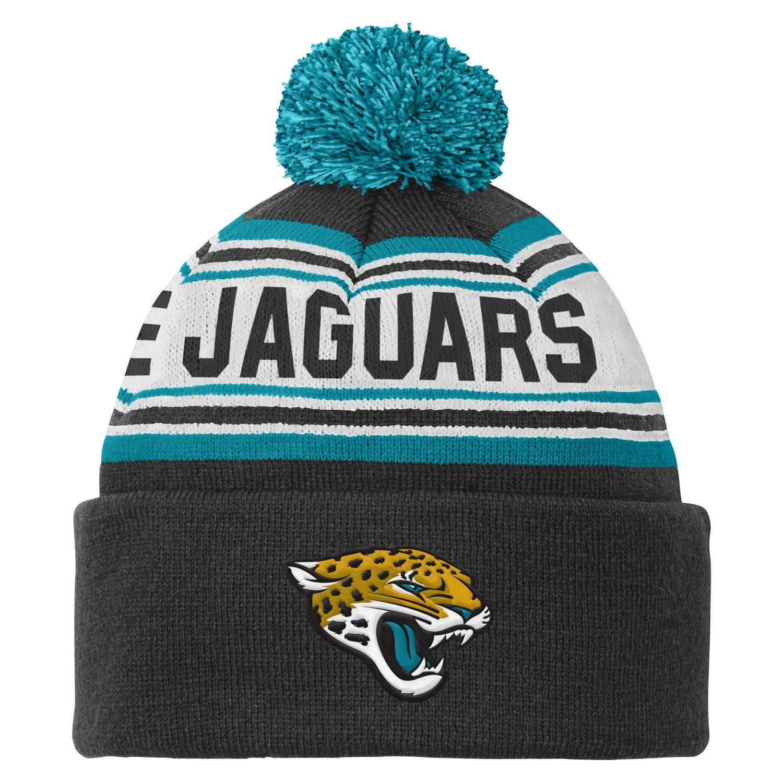 NFL Kids' Jacksonville Jaguars Cuffed Knit Cap with