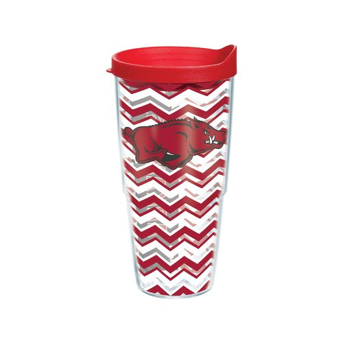Tervis University of Arkansas Chevron Tumbler with Lid