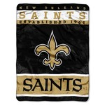 The Northwest Company New Orleans Saints 12th Man Raschel Throw