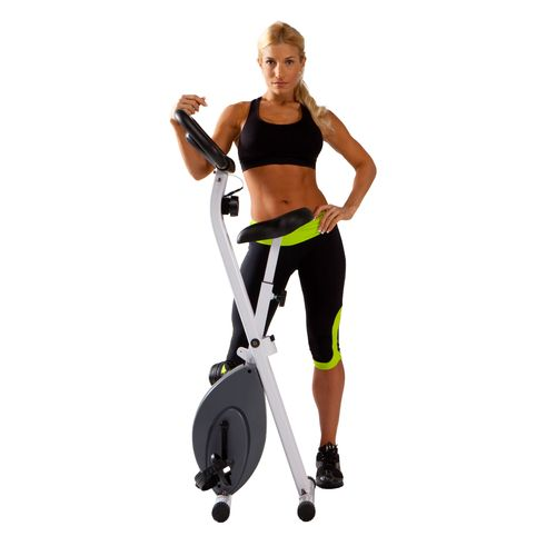 Marcy Foldable Exercise Bike - view number 4