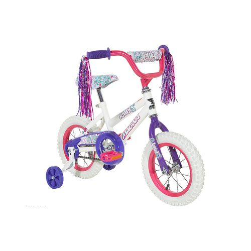 Magna Girls' 12' Jewel Bicycle