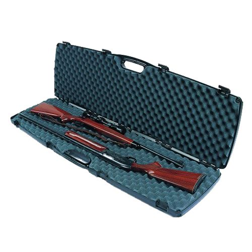 Display product reviews for Plano Gun Guard Double Rifle/Shotgun Case