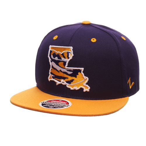 Zephyr Adults' Louisiana State University Statement Cap