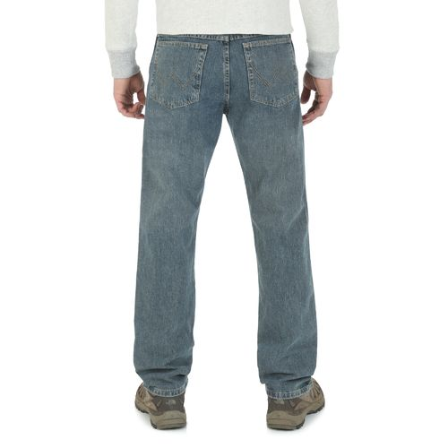 Wrangler Rugged Wear Men's Regular Straight Fit Jean - view number 2